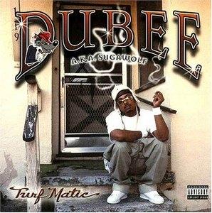 Turf Matic album cover