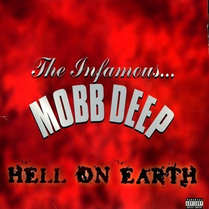 Hell On Earth album cover