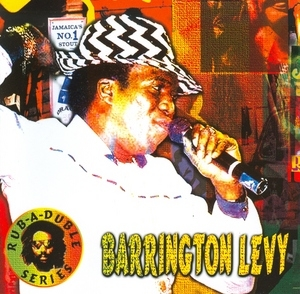 Barrington Levy album cover