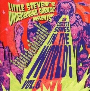 Little Steven's Underground Garage Prese... album cover