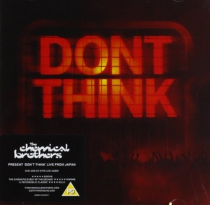Don't Think album cover