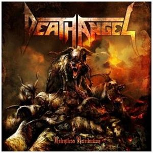 Relentless Retribution album cover