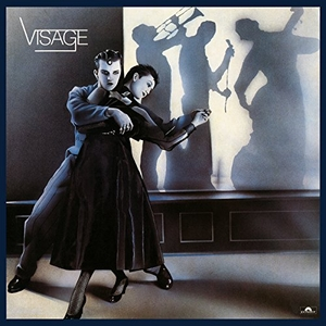 Visage album cover