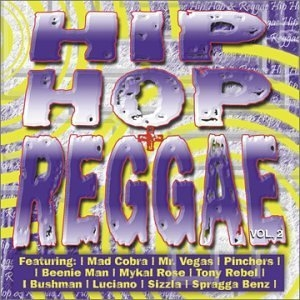 Hip Hop + Reggae Vol.2 album cover