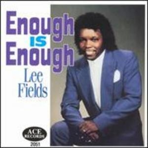 Enough Is Enough album cover