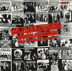 Singles Collection: The London Years album cover