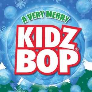A Very Merry Kidz Bop album cover
