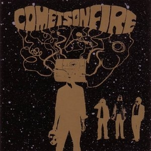 Comets On Fire album cover