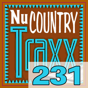 ERG Music: Nu Country Traxx, Vol. 231 (July 2018) album cover