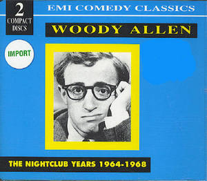 Nightclub Years 1964-1968 album cover