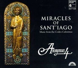 Miracles Of Santiago album cover