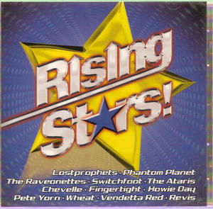 Rising Stars! album cover