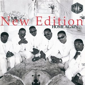 Home Again album cover