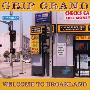 Welcome To Broakland album cover