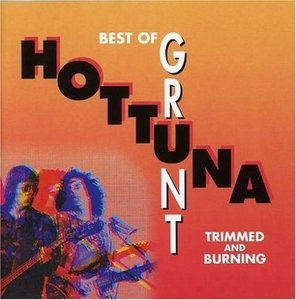 Best Of Grunt: Trimmed And Burning album cover