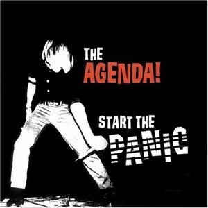 Start The Panic album cover