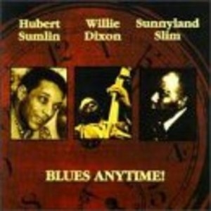 Blues Anytime! album cover
