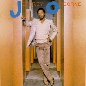 Jeffrey Osborne album cover