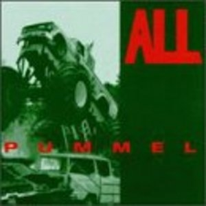 Pummel album cover