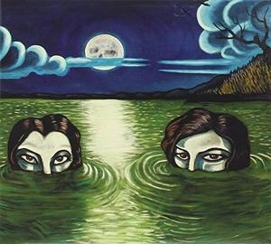 English Oceans album cover