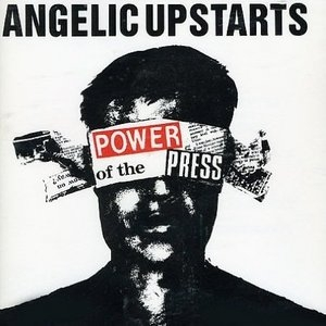 Power Of The Press album cover