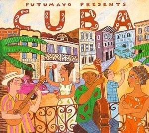Putumayo Presents: Cuba album cover