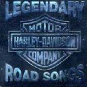 Legendary Harley-Davidson Road Songs album cover