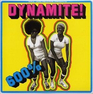 600% Dynamite! album cover