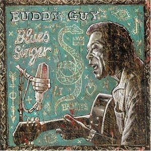 Blues Singer album cover