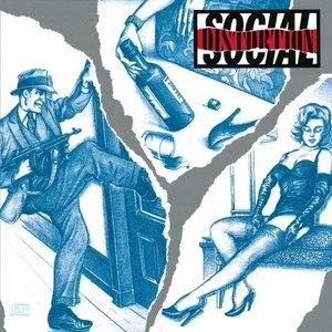 Social Distortion album cover