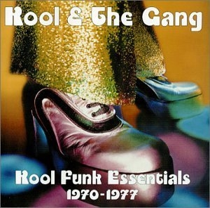 Kool Funk Essentials 1970-1977 album cover