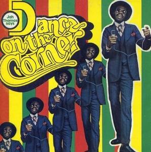 Dance On The Corner album cover