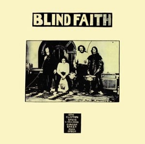 Blind Faith album cover