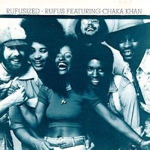 Rufusized album cover