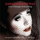 Love Changes Everything album cover