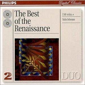 The Best Of The Renaissance album cover