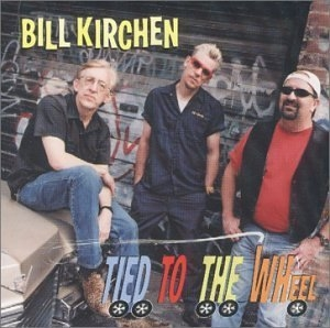 Tied To The Wheel album cover