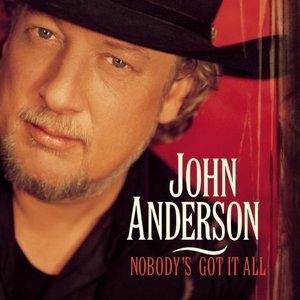Nobody's Got It All album cover