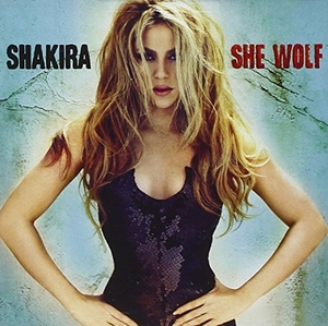 She Wolf album cover