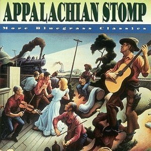Appalachian Stomp: More Bluegrass Classics album cover