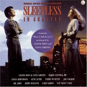 Sleepless In Seattle: Original Motion Picture Soundtrack album cover