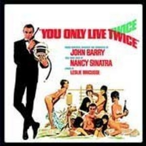 You Only Live Twice: Original Motion Picture Soundtrack (Exp) album cover