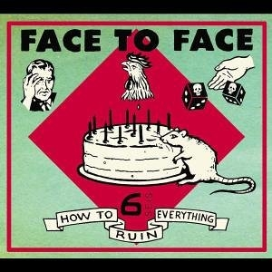 How To Ruin Everything album cover