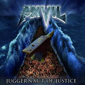 Juggernaut Of Justice album cover