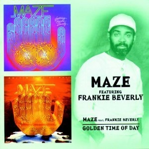 Maze Feat Frankie Beverly-Golden Time Of Day album cover