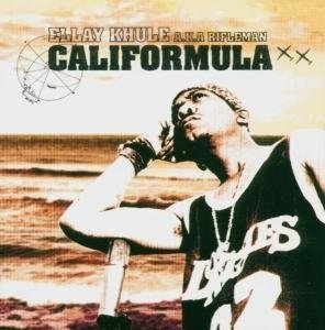 Califormula album cover