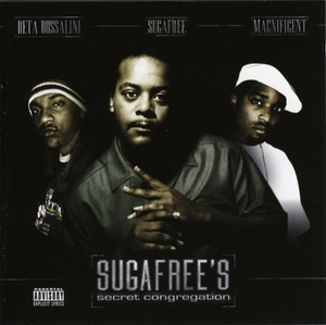 Suga Free's Secret Congregation album cover