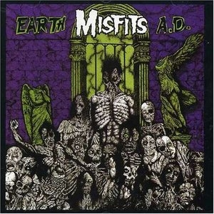 Earth A.D. album cover