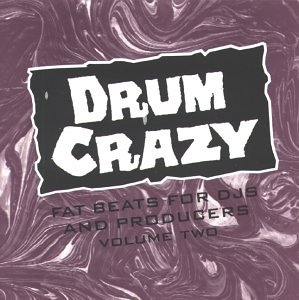 Drum Crazy, Vol. 2 album cover