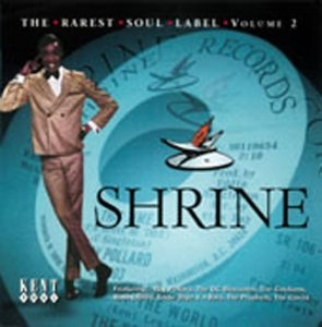 Shrine: The Rarest Soul Label Vol.2 album cover